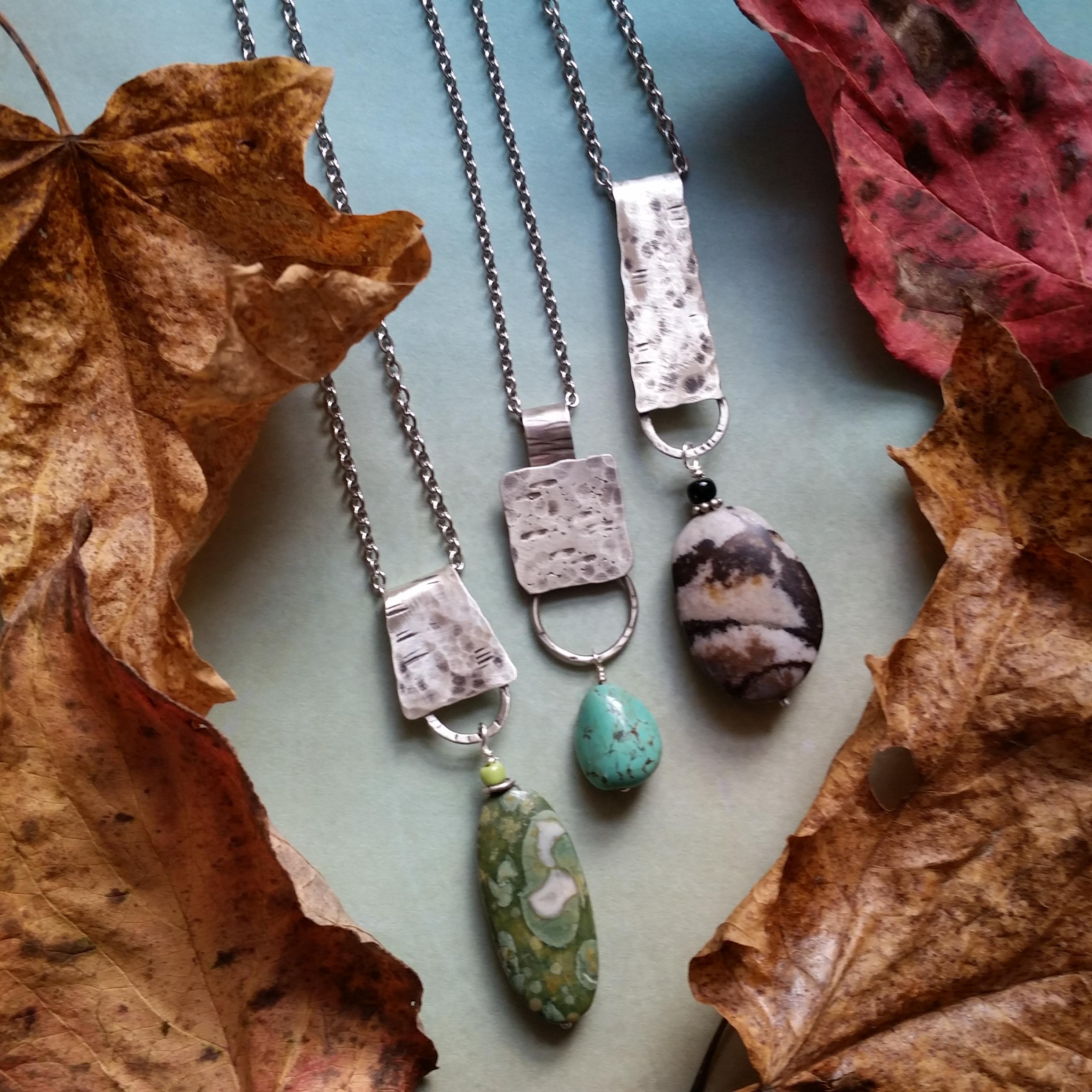 November pendants